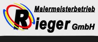 Impressum Malermeisterbetrieb Rieger GmbH